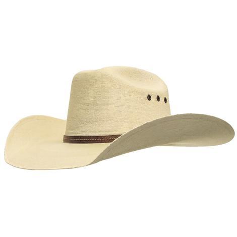 Atwood Hat Company Maverick 7X Straw Cowboy Hat 4.25