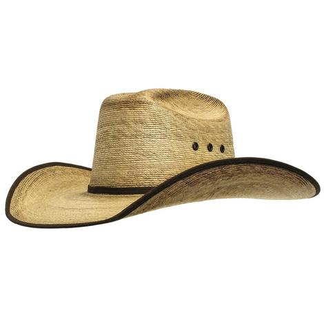 Atwood Hat Company Firecracker Palm Cowboy Hat