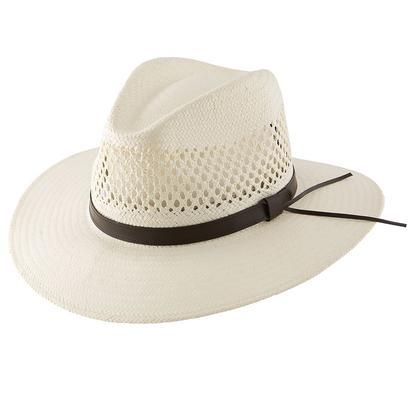 Stetson Digger Regular Straw Hat
