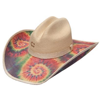 Twisted Straw Cowboy Hat
