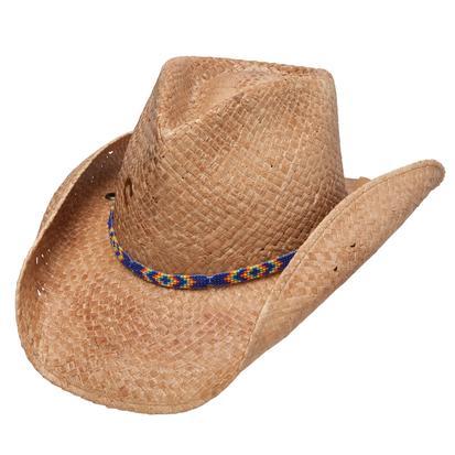 Sun Gypsy Straw Cowboy Hat Charlie 1 Horse