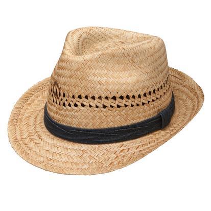 Cutoffs Straw Fedora Hat Charlie 1 Horse