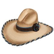Blue Jean Baby Straw Cowboy Sun Hat by Charlie 1 Horse