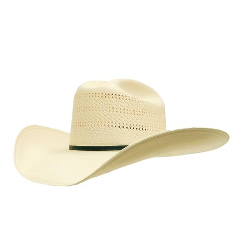 Resistol Ranch Collection Chase 20X Straw Cowboy Hat