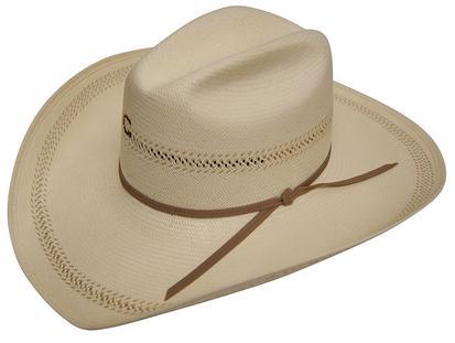 Charlie 1 Horse Finalist 10x Straw Cowboy Hat