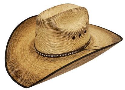Comanche B Palm Cowboy Hat Charlie 1 Horse