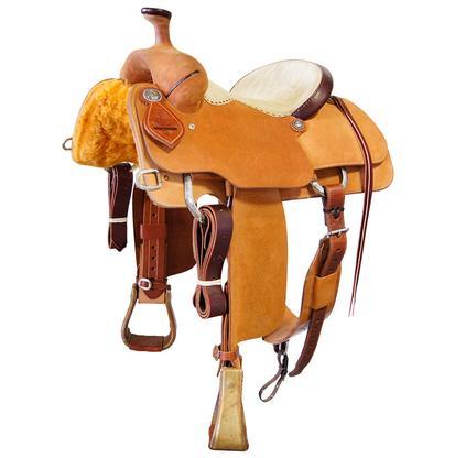Team Roper Saddle