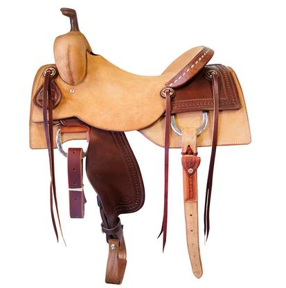 STT Ranch Cutter Rough Out and Tooled