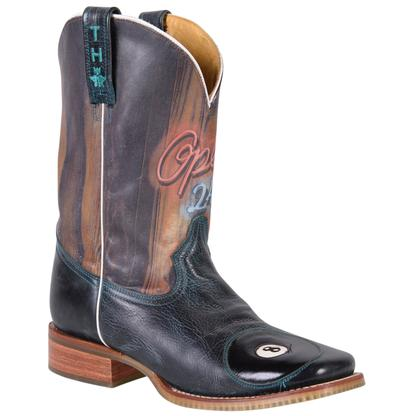 Tin Haul Men's Pool Hall Cowboy Boots