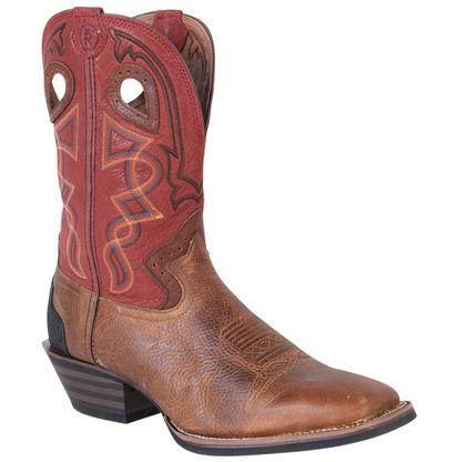 Tony Lama Men's Walnut Blaze Cowboy Boots