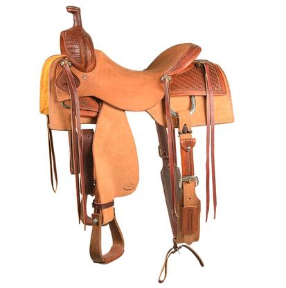 STT Ranch Cutter Saddle