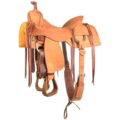 STT Ranch Cutter Saddle