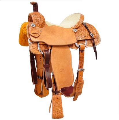 STT Team Roping Saddle