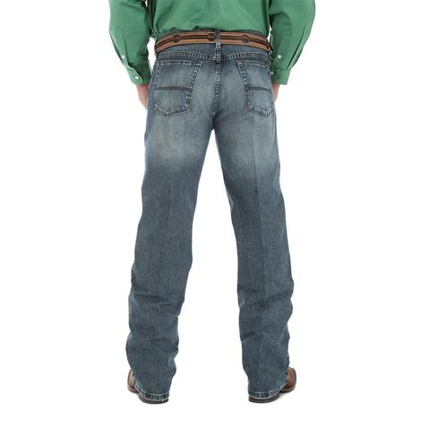 Wrangler Men's Limited Edition 20XTREME No.33 Relaxed Fit Jean (Extended Length)