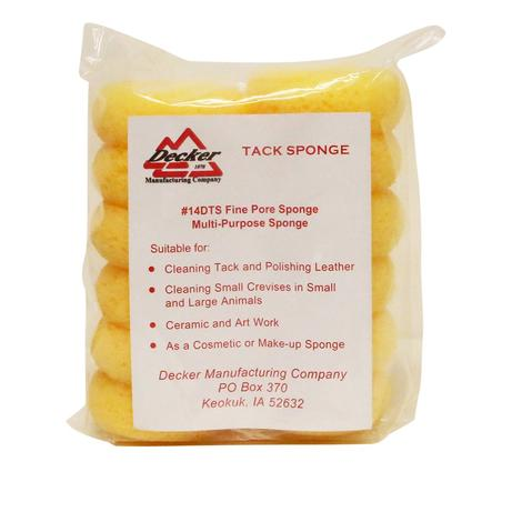 Decker Tack Sponges Pack of 12