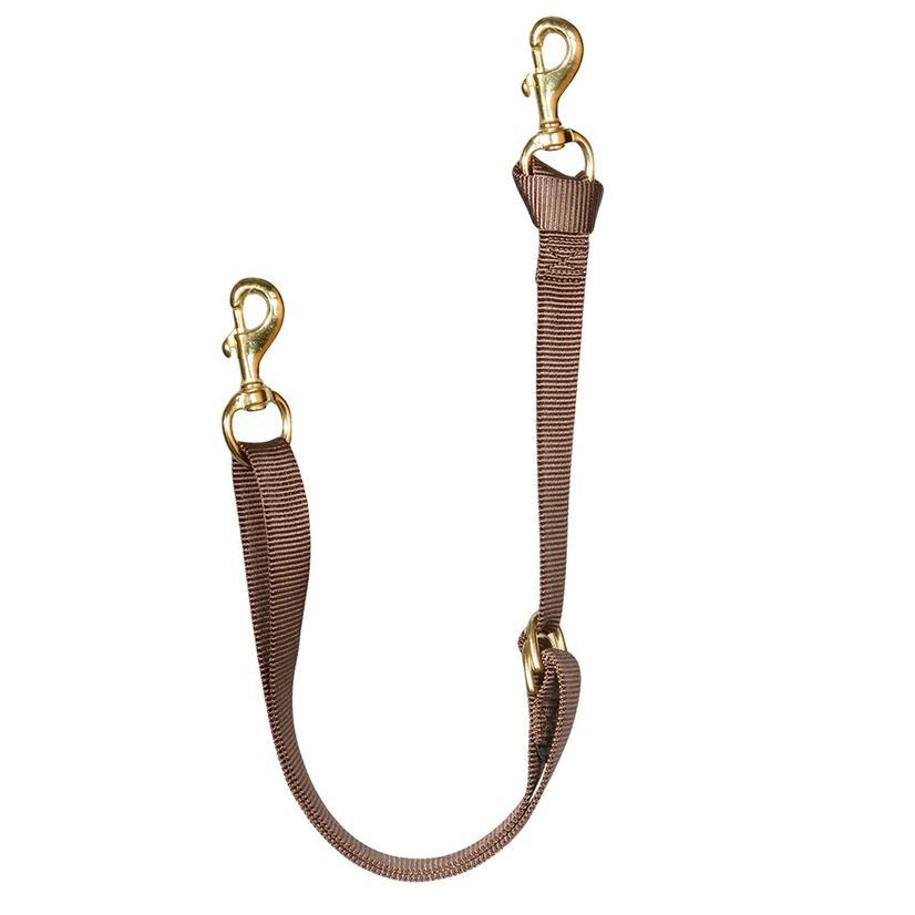Nylon Tie Down Strap | Purchase A Weaver Leather Bridle Nylon Tie Down Strap With South Texas Tack