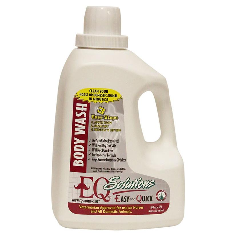 Eq Solutions Body Wash 100 Oz.
