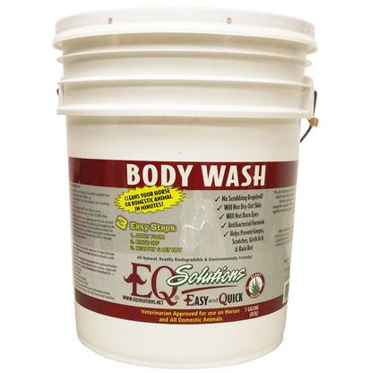 EQ Solutions Body Wash 5 Gallon