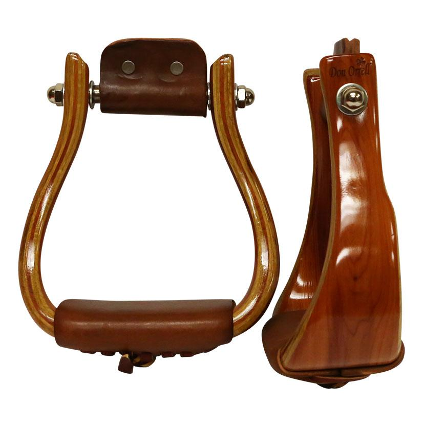Don Orrell Red Cedar Offset Stirrup