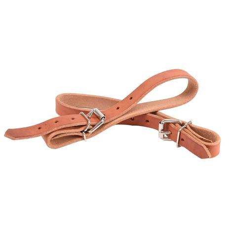 STT Leather Breast Collar Tug 1