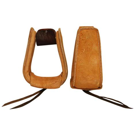 STT Roughout Roper Stirrups