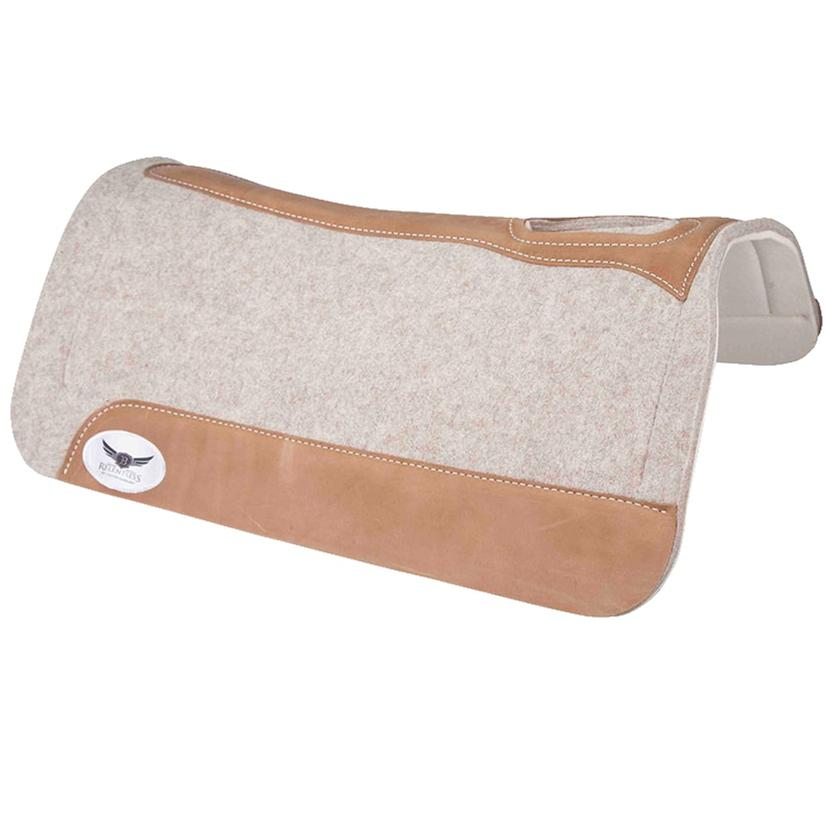 Relentless Roper Orthopedic Gel Saddle Pad 3/4