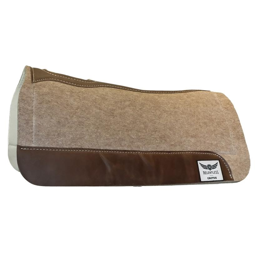 Orthopedic Gel Saddle Pad From The Relentless Collection