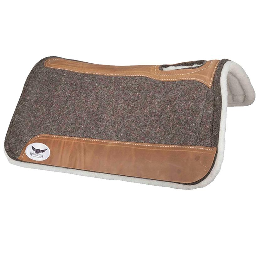 Relentless Collection Extreme Gel Roper Saddle Pad 3/4 Inch