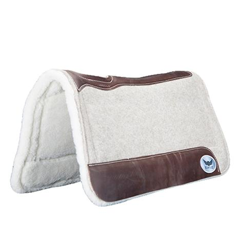 Extreme Gel Roper Saddle Pad 30 x 30 Tan