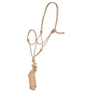 Mustang Jute Rope Halter and Lead