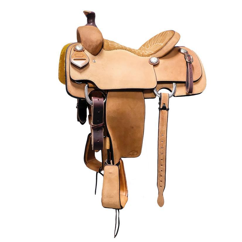 Stt Calf Roping Saddle
