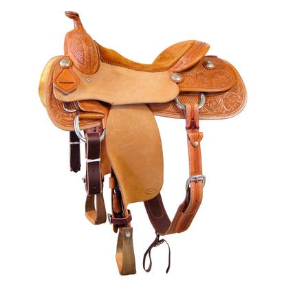 Reiner Saddle with Butterfly Skirts