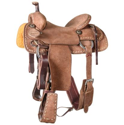 STT Team Roping Saddle
