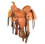 Full Roughout Kid's Saddle