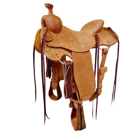 STT Strip Down Ranch Roper Saddle