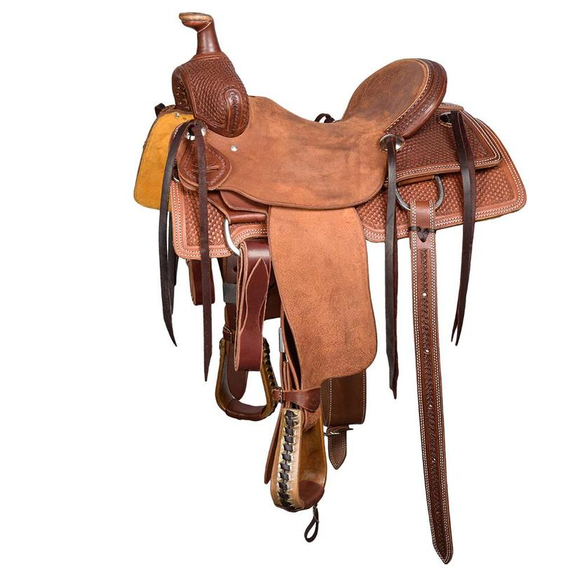 Stt Kid's Association Saddle