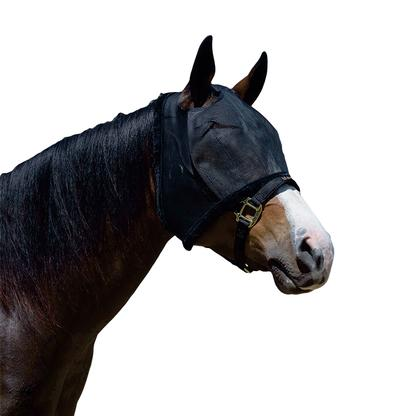 Weaver Leather Deluxe Fly Mask without Ears