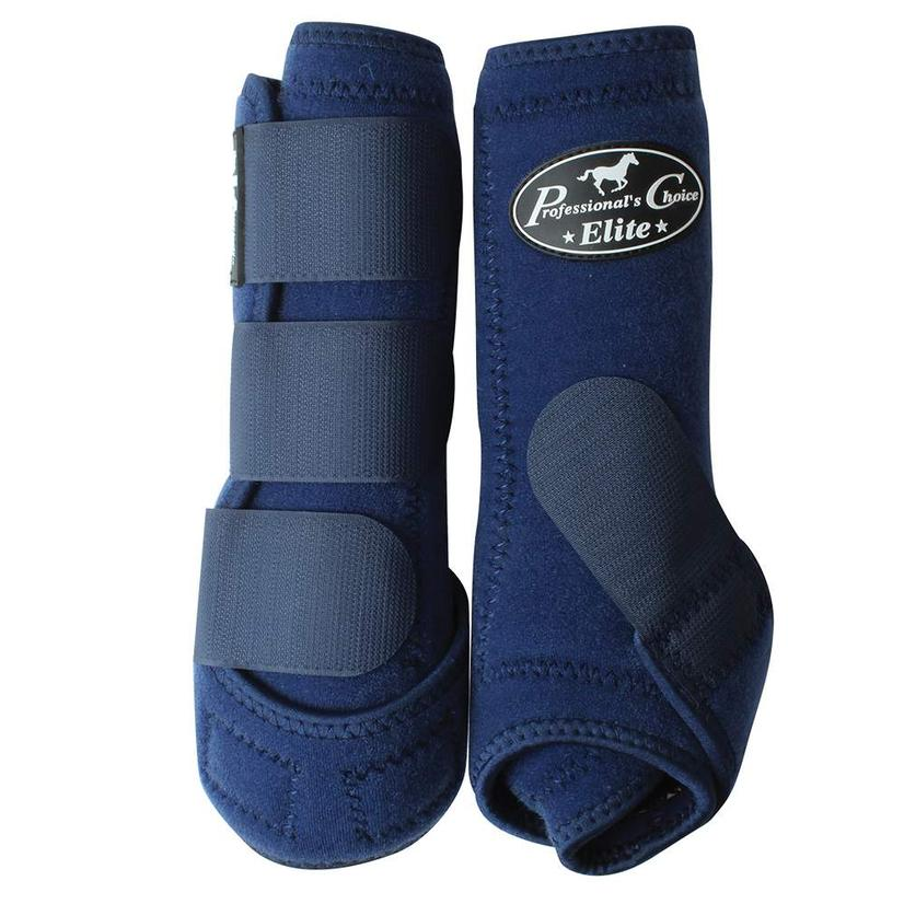 Professional Choice VenTECH Elite Sports Medicine Boots - 4 pack NAVY