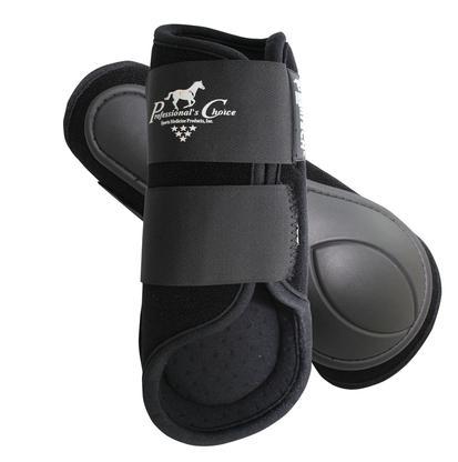 Professional's Choice VenTECH Splint Boots BLACK