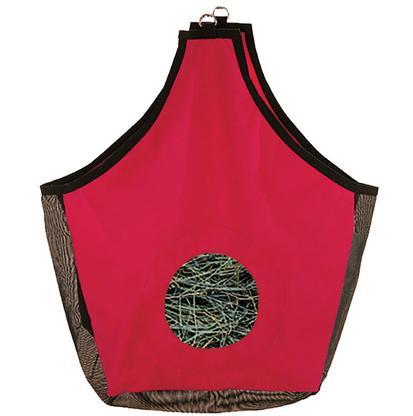 Mustang Cordura Hay Bag RED