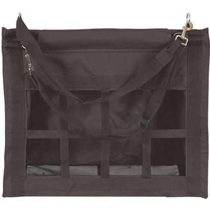 Mustang Top Load Hay Bag BLACK