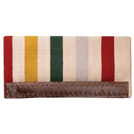 Mustang Multicolored Casa Zia Wool Saddle Pad