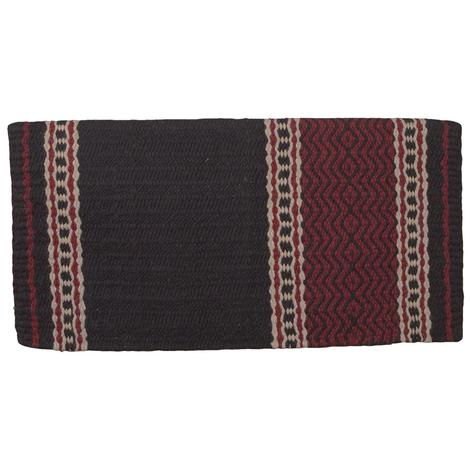 Mustang New Zealand Wool Saddle Blanket