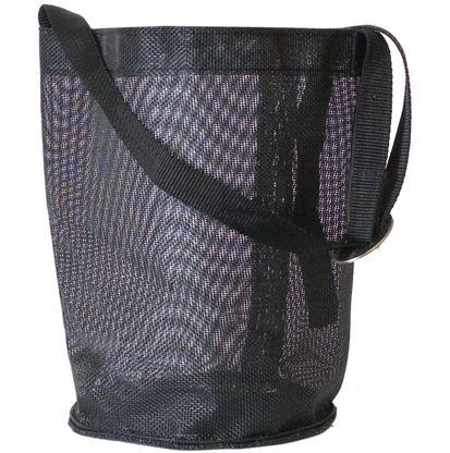 Mustang Mesh Feed Bag BLACK
