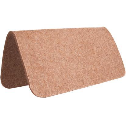 Mustang 100% Tan Wool Pad Protector TAN