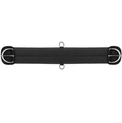 Mustang PVC Straight Cinch BLACK