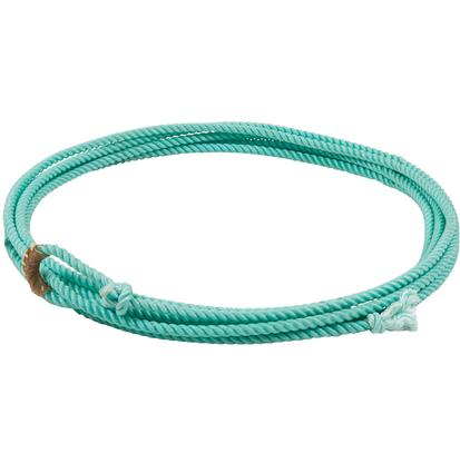 Mustang Little Looper Kids Rope TURQUOISE