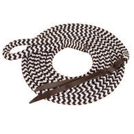 Mustang Poly Lead Rope W/Eye Slide