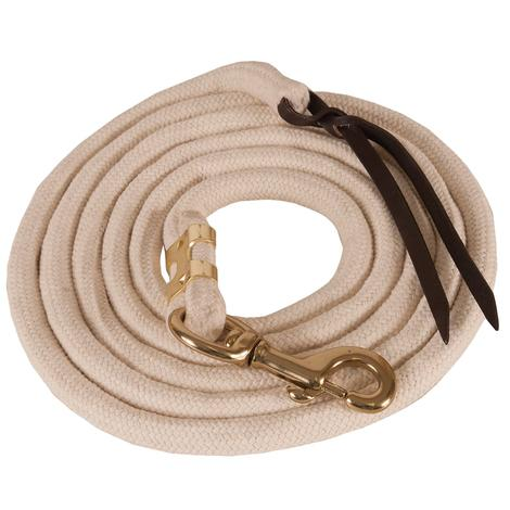 Mustang Pima Cotton Lead Rope