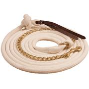 Mustang Pima Cotton Lunge Line w/Chain
